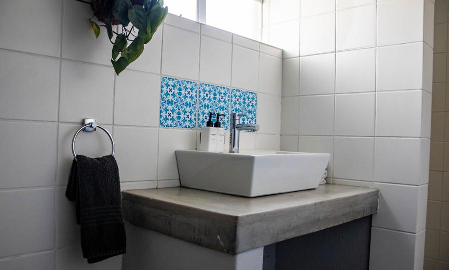 On Suite Bathroom