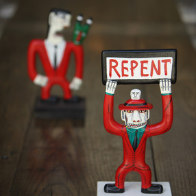 """""""Repent"""" by Norman Catherine"""