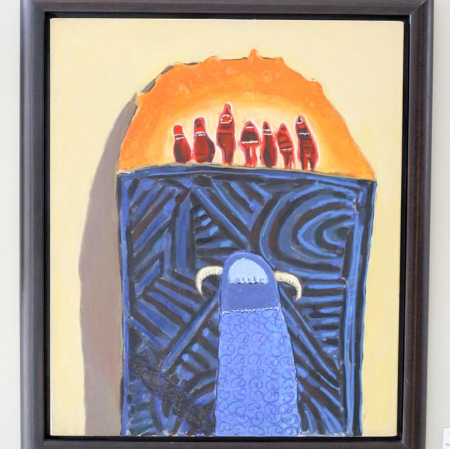 'Supa-Supa-Baloi' by Colbert Mashile