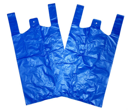 Plain Grocery Plastic Bags