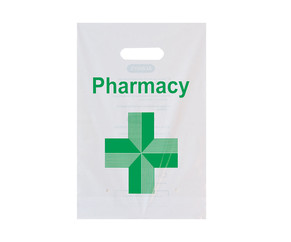 Pharmacy Plastic bags