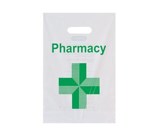 Pharmacy Plastic bags