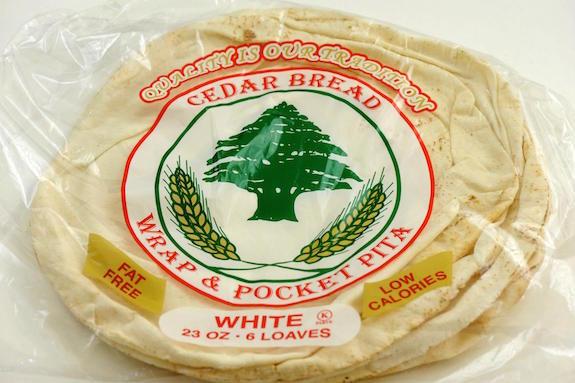 Arabic bread bags
