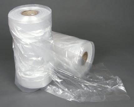 Laundry Clear Plastic Rolls