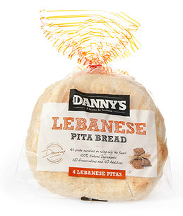 arabic plastic bread bags