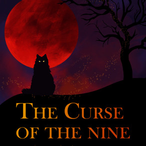 The Curse of The Nine: Laline's Ascension (Excerpt)