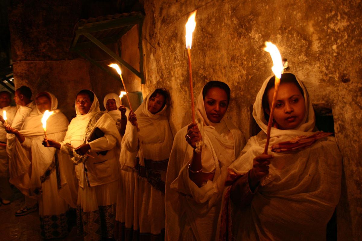 טקס האש האתיופי
