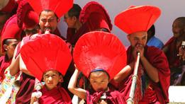 פסטיבל בודהיסטי