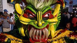 פסטיבל השדים, הריפובליקה הדומיניקנית