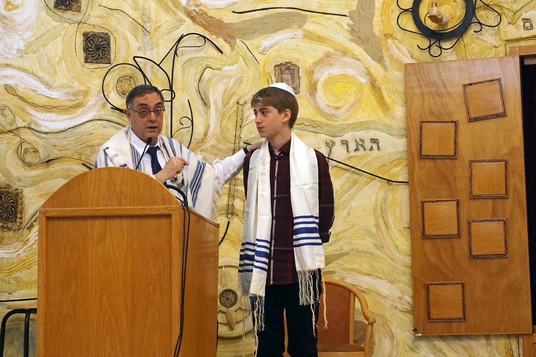 בר המצווה ביהדות