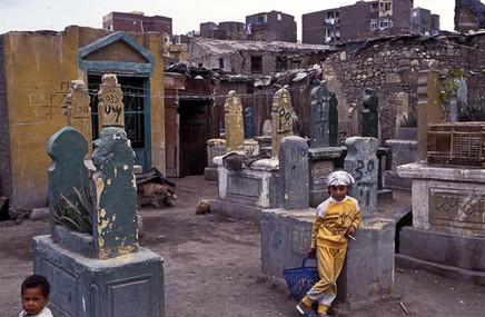 מצרים עיר המתים
