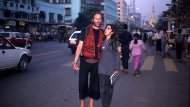בורמה - מסע עם הסופרת דורית רביניאן