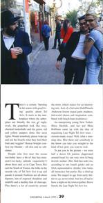 22Sawubona Magazine (South Africa) artic