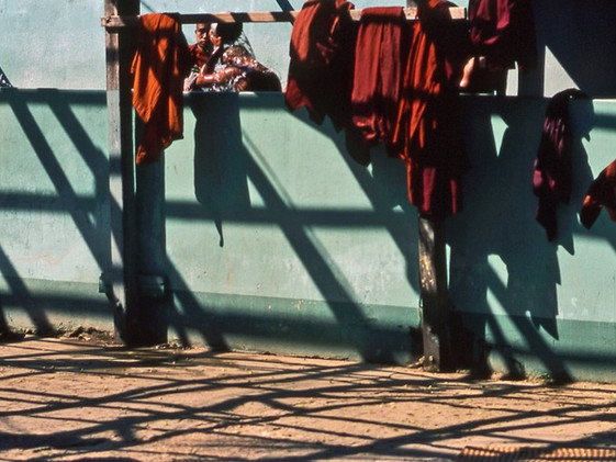 בורמה - נזירים