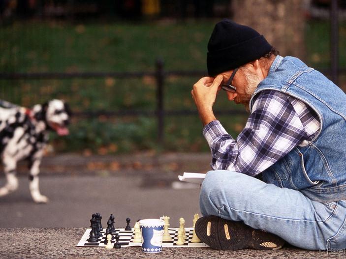שחקן השח