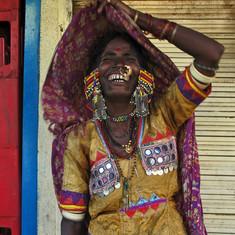 כפר בדרום הודו