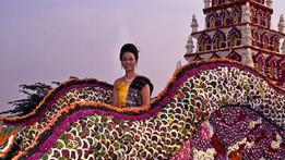 פסטיבל הפרחים, צ'אנג מאי, תאילנד
