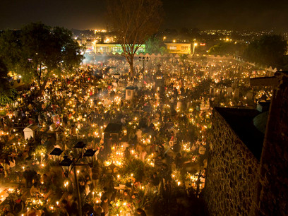 יום המתים - Dia del los muertos מקסיקו