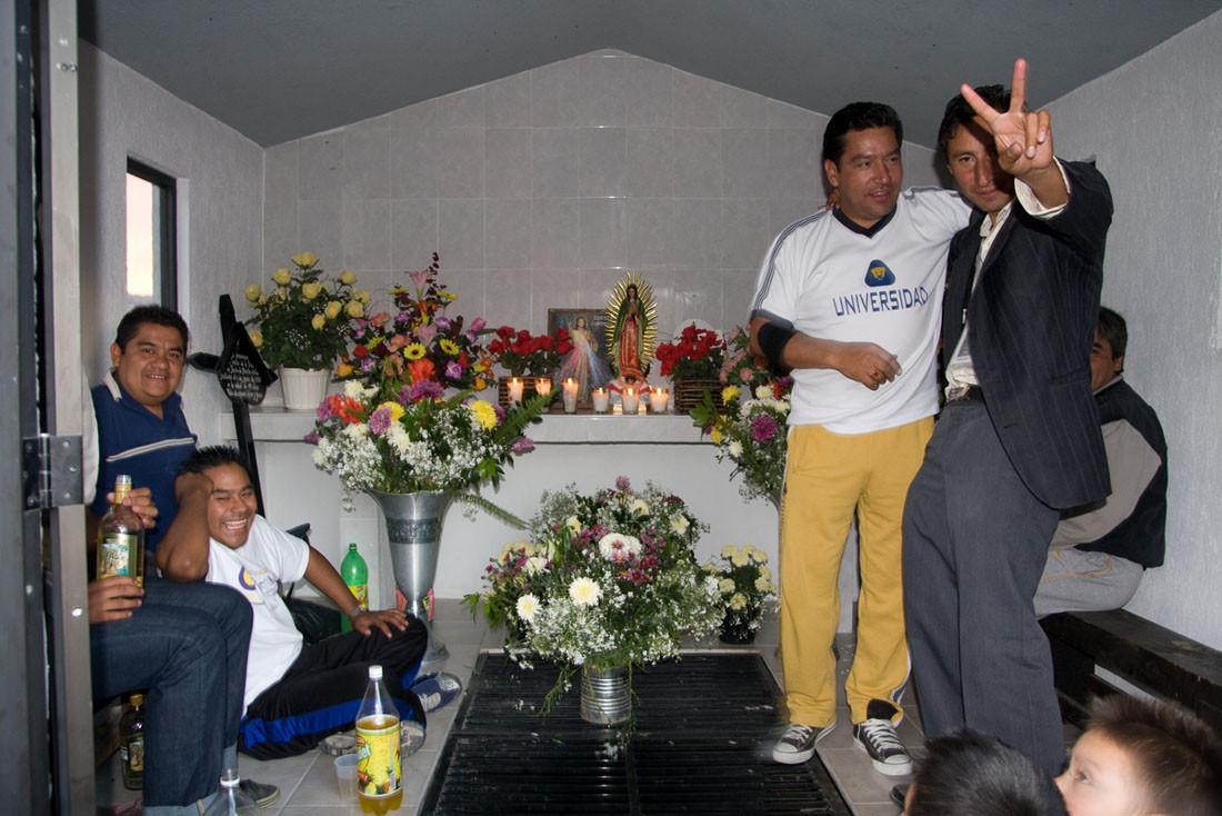 יום המתים, מקסיקו