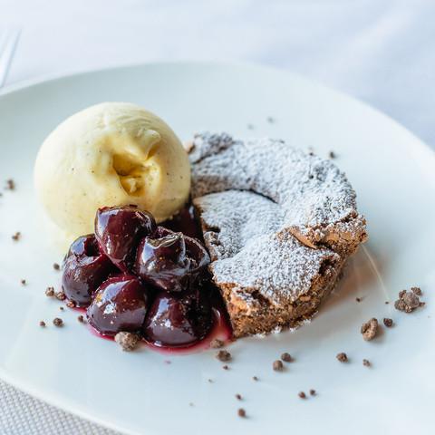 seehotel kastanienbaum - dessert