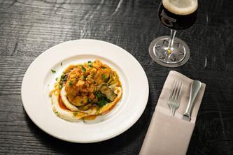 Restaurant Brauwerk - Gericht und Bier