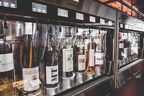 Enomat in der Storchen Weinbar