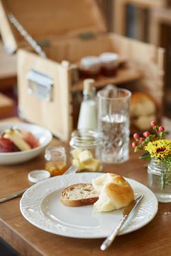 Frühstück im Restaurant Zur Werkstatt Luzern
