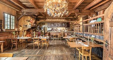 Innenansicht vom Restaurant Grottino 1313