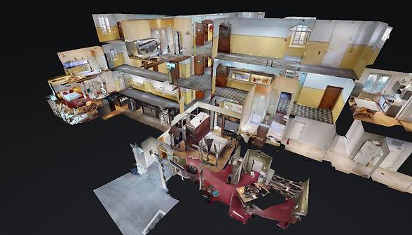 Virtuelle Ansicht Hotel Barabas Luzern
