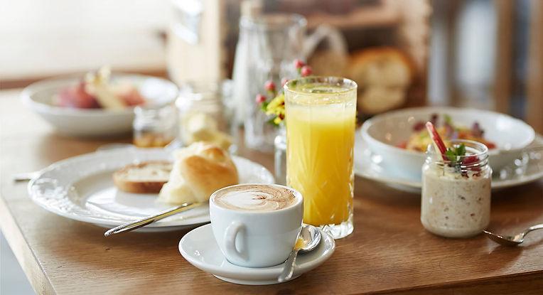 Frühstücksangebot vom Restaurant Zur Werkstatt Luzern