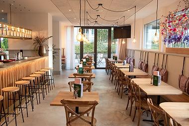 Innenansicht Restaurant Philipp Neri
