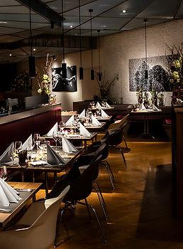 Innenansicht Restaurant Prélude