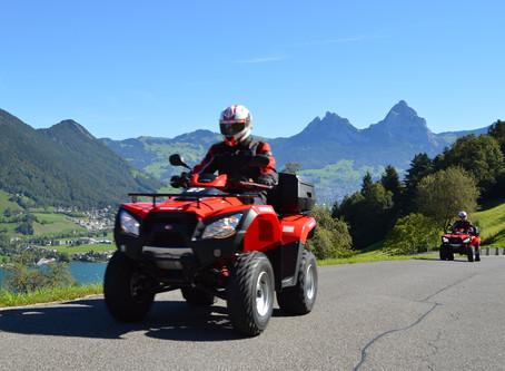 Guidos Tipp: Action auf vier Rädern im Eventcenter Seelisberg