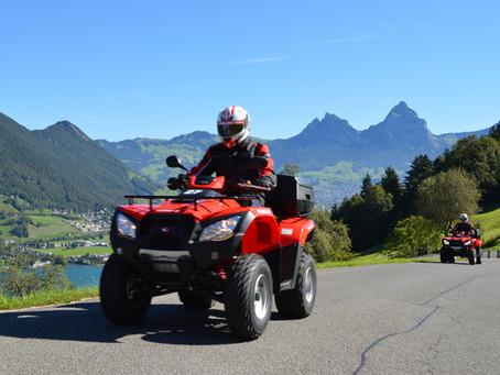 Gosias Tipp: Action auf vier Rädern im Eventcenter Seelisberg