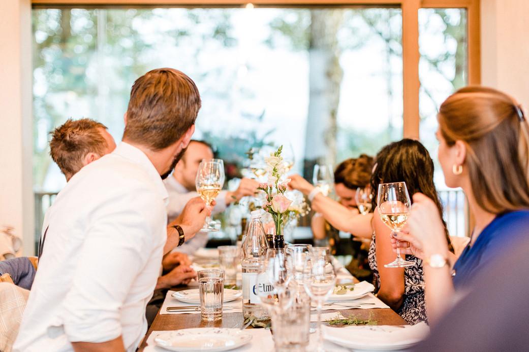 Seehaus Grill Luzern - Hochzeit