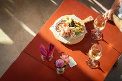 Apéro Plättli in der Stadtkäserei und Restaurant