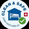 Logo Clean & Safe