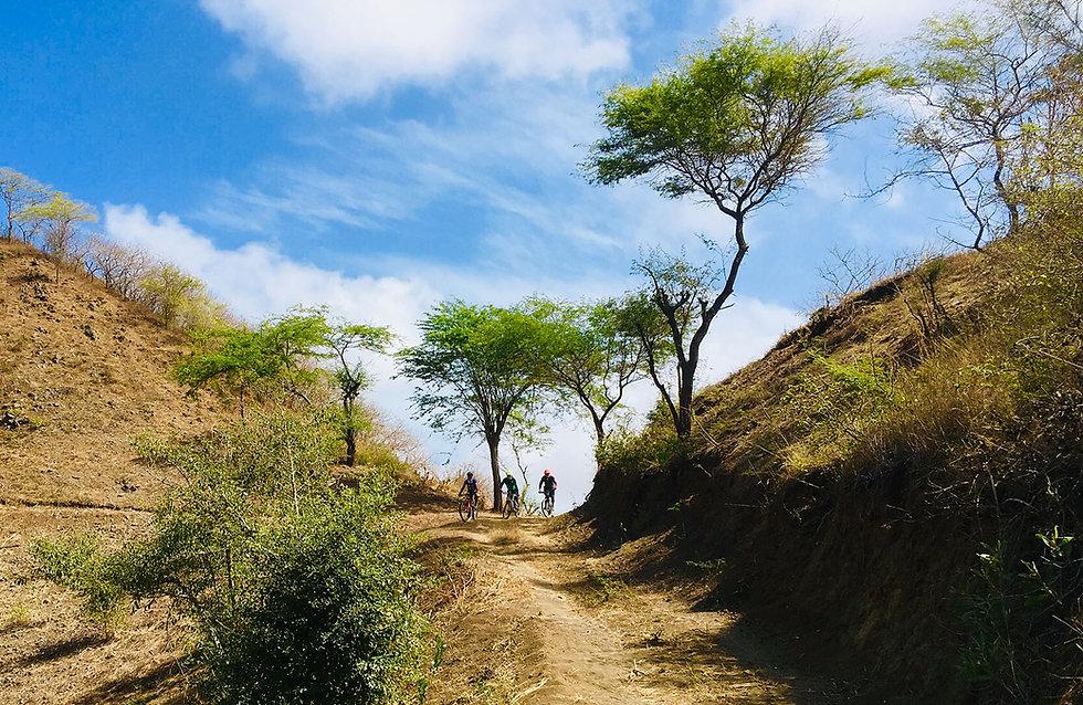 Biken in Kap Verde mit TrailTravel