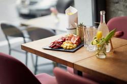 Apéroplatte im Restaurant Zur Werkstatt Luzern