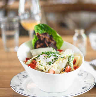 Seehaus Grill Luzern - Cesaer Salat