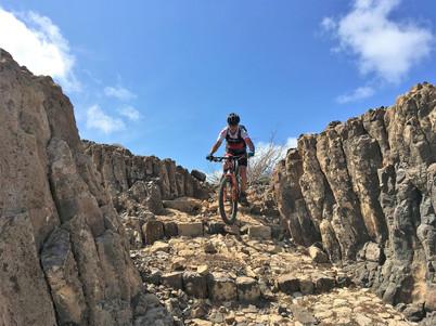 Biken mit TrailTravel in Kap Verde