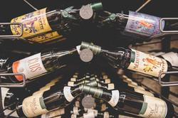 Weinkeller der Storchen Weinbar