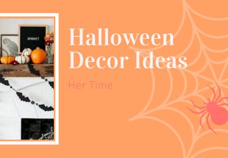 Halloween Decor Ideas 2019
