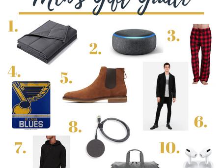 Men's Gift Guide 2019