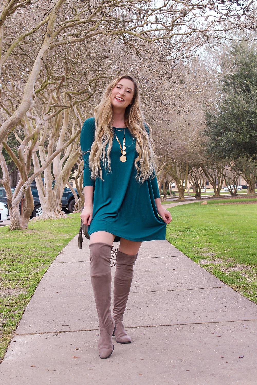 Dress | Gliks : Boots | DSW