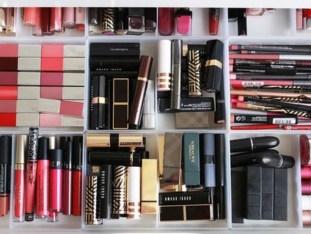 Spring Cleaning Your Beauty Drawer