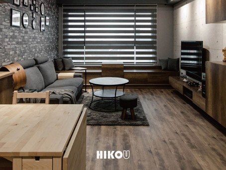 HIKOU日工系統家具、住宅設計 滿額送床墊乙張