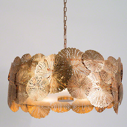睡蓮葉子吊燈系列