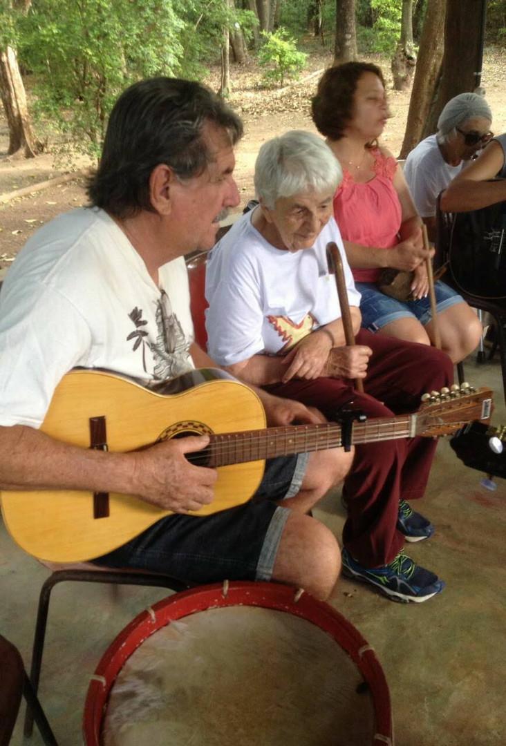 Prática de Conjunto Instrumental para todas as idades