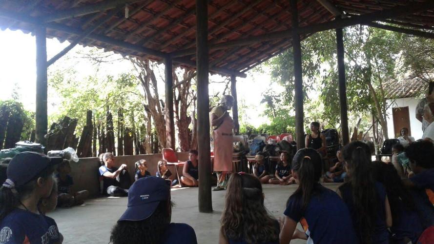 Aulas de Educação Patrimonial